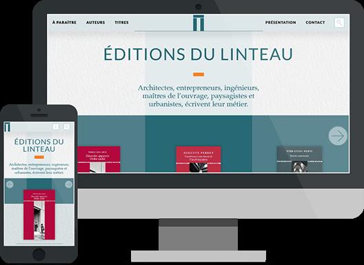 Éditions du Linteau